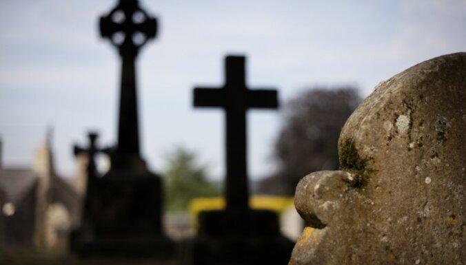 Рига: на кладбище Матиса пытались ограбить женщину