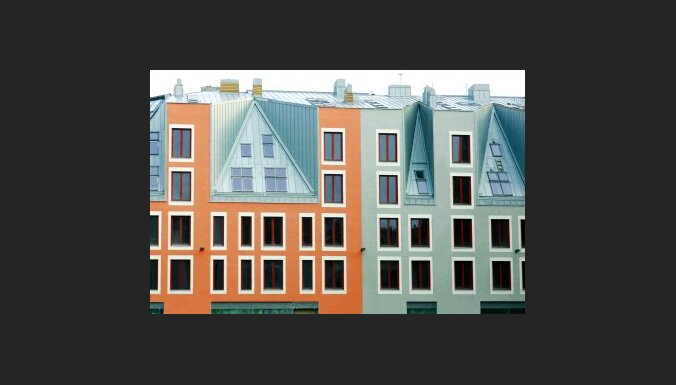 Rоdzenes rezidences, Vecrоgв,  Zaпais fonds