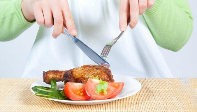 Ko ēst pēdējos trīs grūtniecības mēnešos