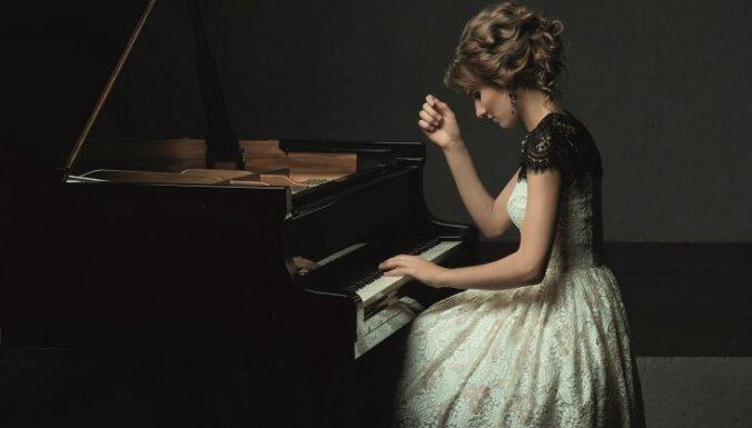 Atjaunotajā Dzintaru koncertzālē uzstāsies pianiste Aurēlija Šimkus