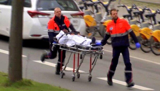 Briseles sprādzienu upuru skaits pieaudzis līdz 35