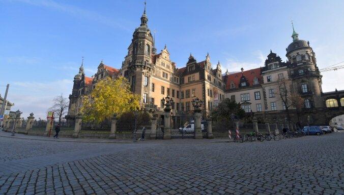 Ограбление сокровищницы в Дрездене. Подозреваемые арестованы