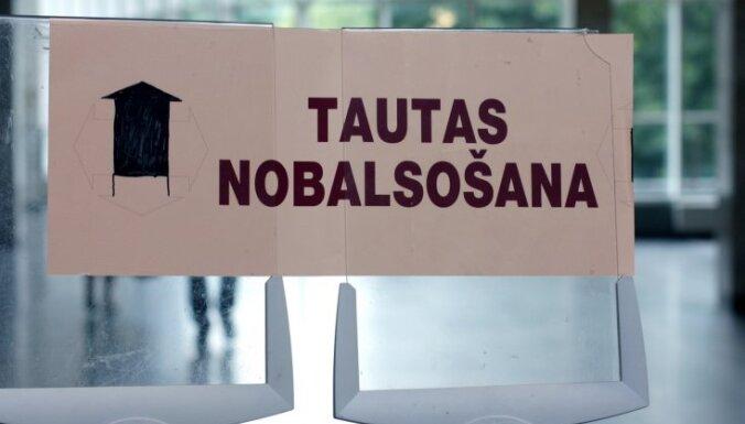 Valodas referendums: CVK referenduma jautājuma formulēšanai piesaistījusi ekspertus