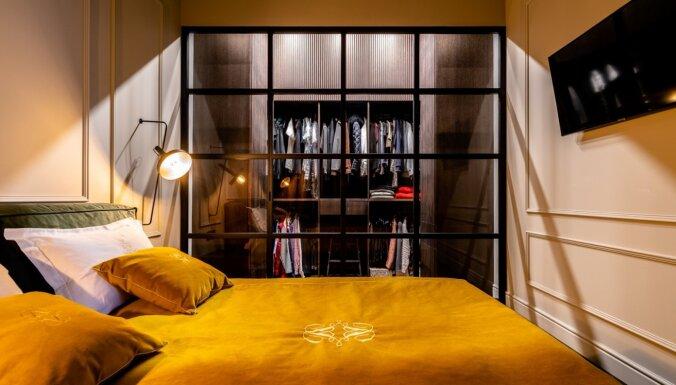 Foto: Dizaina pērle – mūsdienīgs dzīvoklis Rīgas sirdī