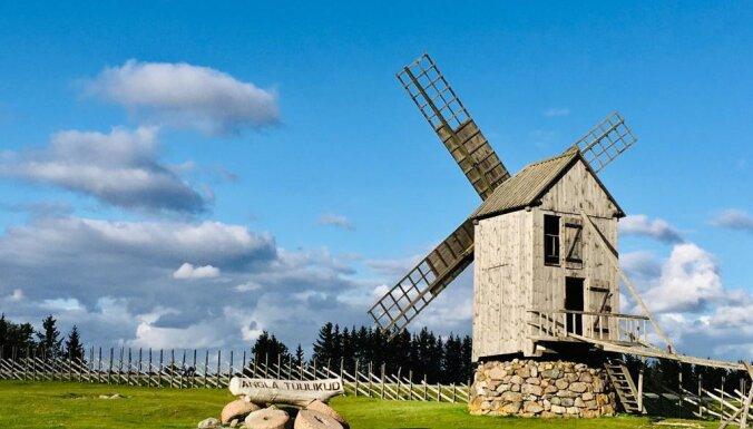Эстония и Латвия начнут готовить открытие паромной линии Сааремаа - Курземе