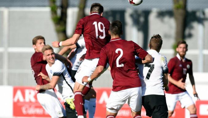 Сборная Латвии по футболу в первом матче Паателайнена обыграла Эстонию
