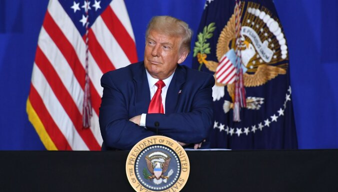 Демократы инициируют процедуру импичмента Трампа 13 января