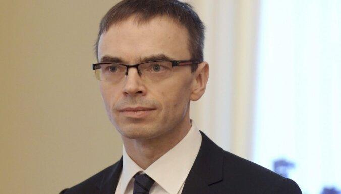 Drošības padomes paralīzē nevar vainot ANO, pauž Igaunijas ārlietu ministrs