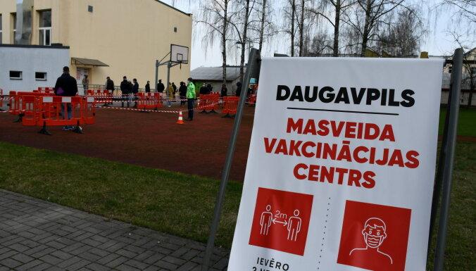 Daļa Daugavpils pedagogu vakcinēties pret Covid-19 atteikusies pēc ģimenes ārsta ieteikuma