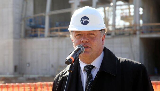 'Arčers' valdes priekšsēdētājs Markulis atstājis amatu