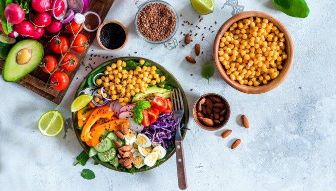 Pieci veselīgi produkti, kas īpaši ieteicami veģetāriešu un vegānu ēdienkartes dažādošanai