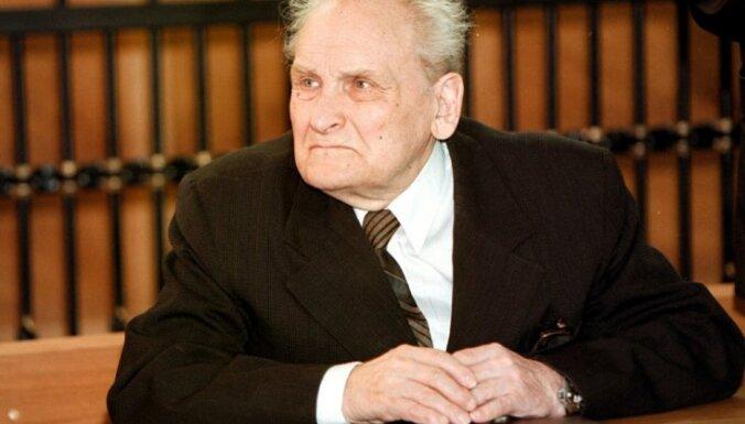 ECT saņēmusi Kononova meitas rakstisku apliecinājumu, ka viņa uztur prasību pārskatīt tēva lietā pieņemto spriedumu