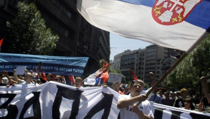Serbija: Kosovas serbiem ir jāpieņem vienošanās