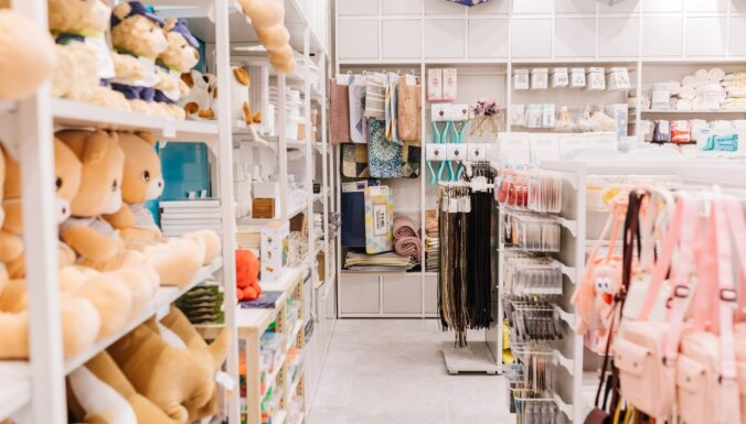 В Латвии открылся первый магазин корейской сети Ximivogue