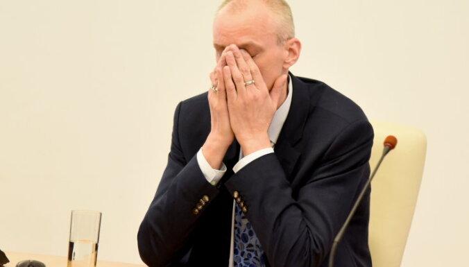 Краузе: мэр Юрмалы Трукснис должен уйти в отставку