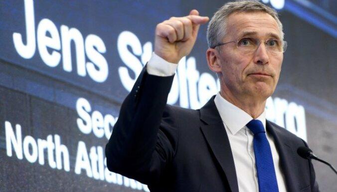 Генсек НАТО: альянс не может быть наивным в отношениях с Россией