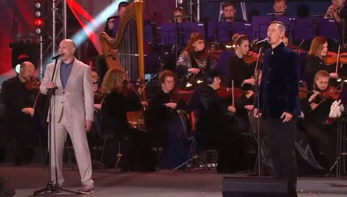 СГБ проверяет выступление латвийского певца Яниса Лемежиса в Крыму