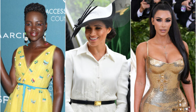 Žurnāls 'People' nosauc desmit vislabāk ģērbtās slavenības