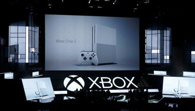 Video: 'Microsoft' izrāda uzlaboto spēļu konsoli 'Xbox One Slim'; atklāj projektu 'Scorpio'