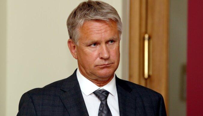 Saeima apstiprina Puntuli kultūras ministra postenī (plkst. 12.34)