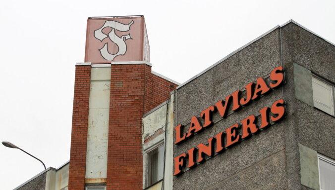 'Latvijas Finieris' par vairāk nekā miljonu eiro samazina pamatkapitālu