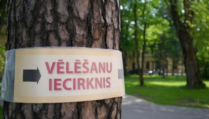 Rīgas domes ārkārtas vēlēšanās būs 156 vēlēšanu iecirkņi