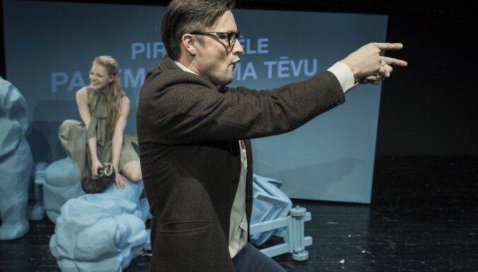 Dailes teātris sāk 99. sezonu; trupai pievienojas Andris Bulis