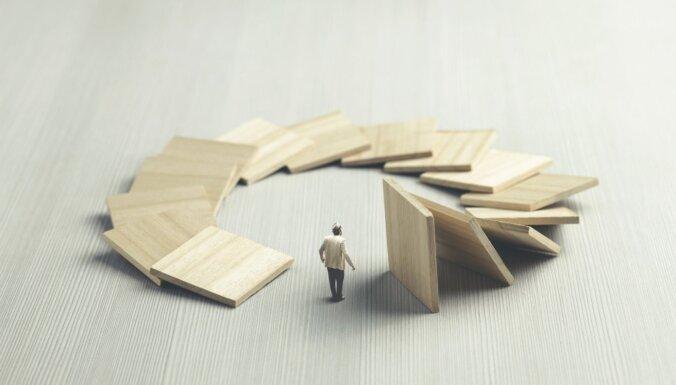 Kad pats sev kļūsti postošs: pašiznīcinošas uzvedības dažādās formas
