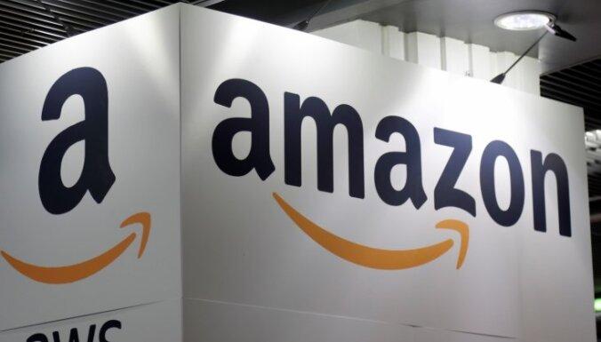 Pētījums: 'Amazon' spētu konkurēt ASV banku tirgū