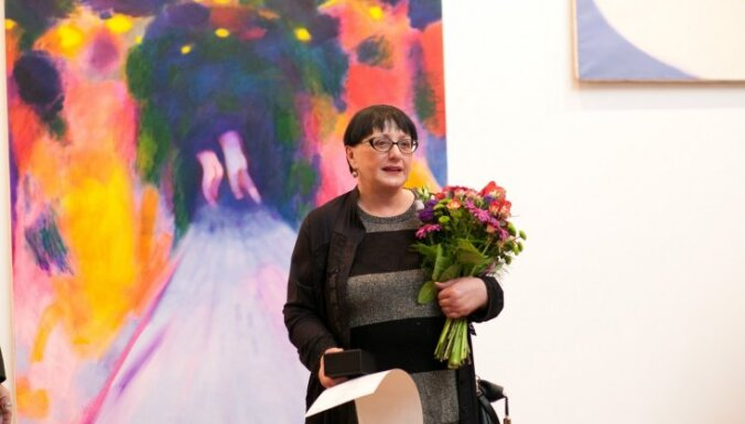 Pasniegtas Mākslas akadēmijas balvas izcilākajiem absolventiem