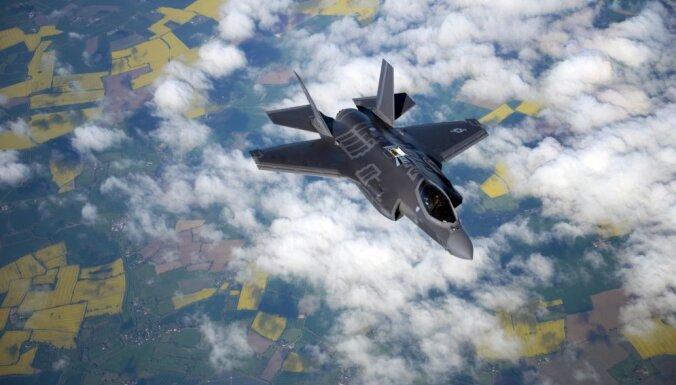 Анкара получила первый американский истребитель F-35