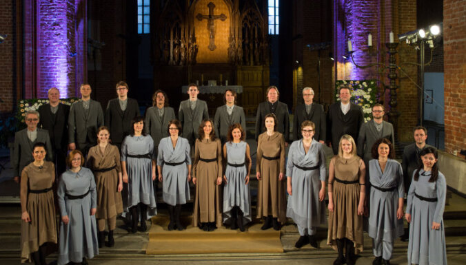 Festivālu 'Eiropas Ziemassvētki' atklās Kaspars Zemītis un Latvijas Radio koris