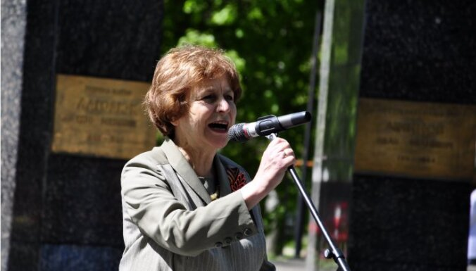 СГБ: избранная в Европарламент Жданок по-прежнему фигурирует в уголовном деле