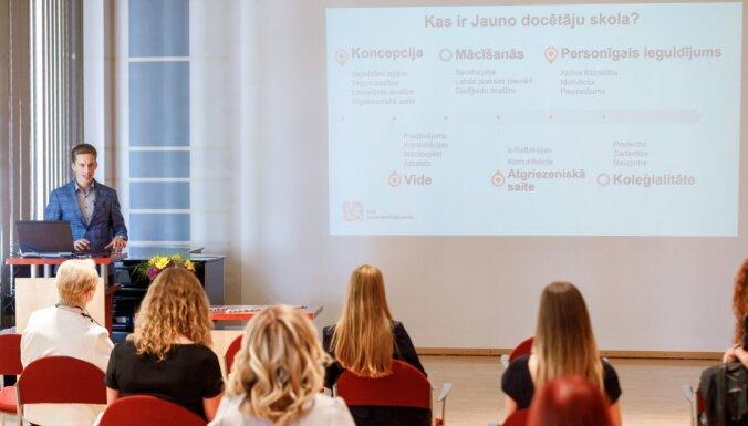 Slīpēt mācībspēku meistarību: RSU startē jau trešā Jauno docētāju skola