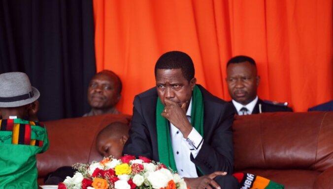 Zambijā lūdz Dieva palīdzību valūtas kursa krituma apturēšanai