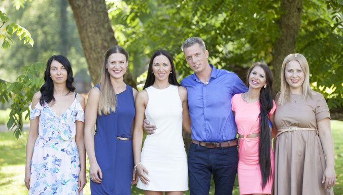 'Saimnieks meklē sievu': Pieci populārākie kungi un viņu izvēlētās līgaviņas