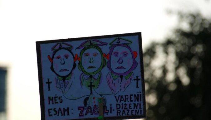 Вейонис: за правящей коалицией тоже стоят олигархи