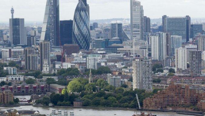 ФОТО: Топ-20 мировых финансовых центров