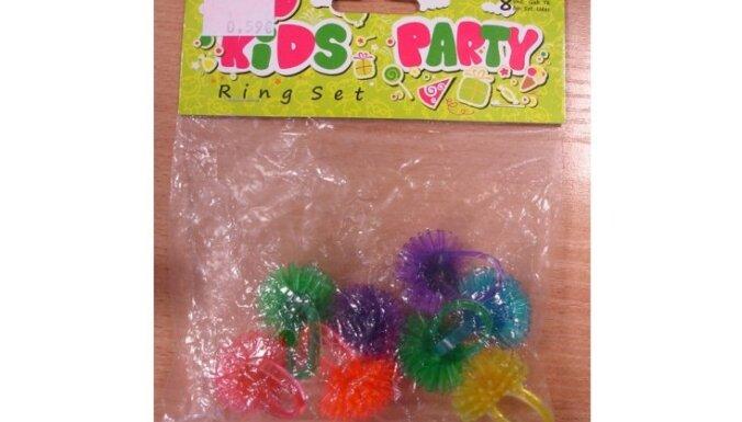 Отзывают из продажи небезопасную детскую игрушку