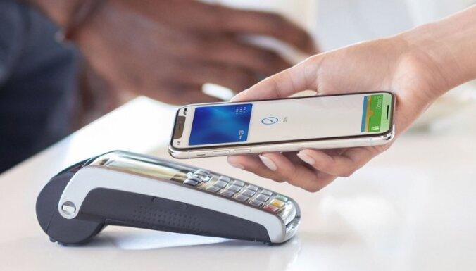 Клиентам Swedbank стала доступна услуга Apple Pay