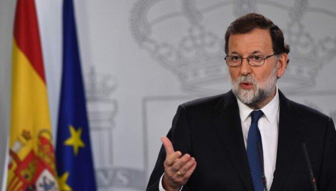 Правительство Испании распустило администрацию и парламент Каталонии