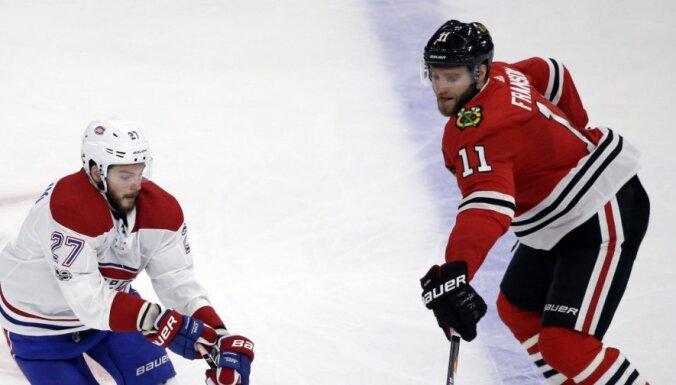 Omskas 'Avangard' piesaista aizsargu ar cienījamu NHL pieredzi