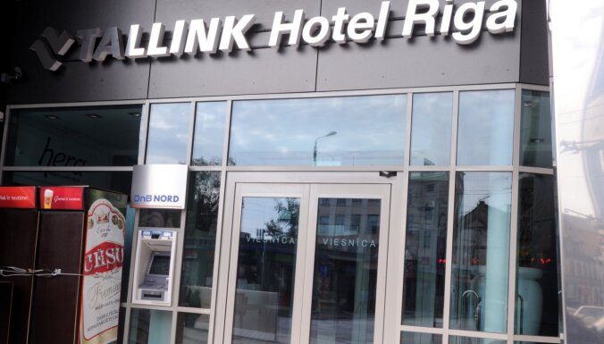 В центре Риги снова откроется гостиница Tallink Hotel Riga