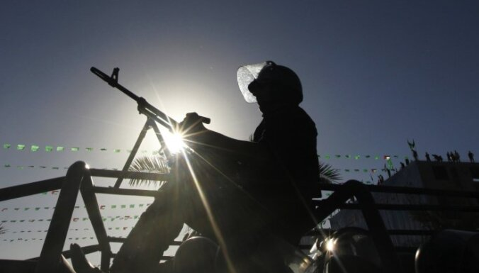 Izraēlas lidmašīnas bombardē 'Islāma džihāda' nometnes Gazas joslā