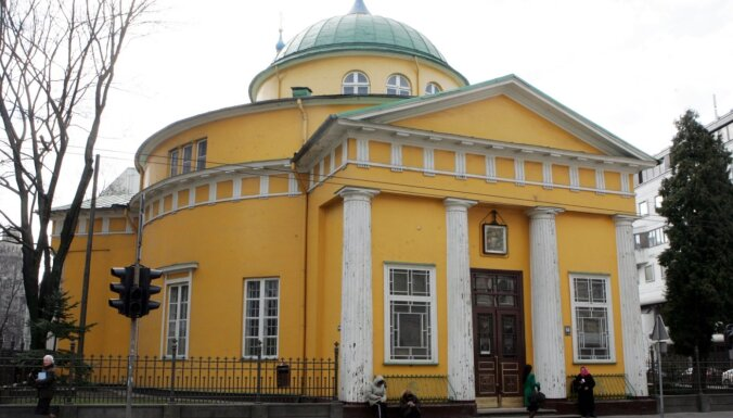 Covid-19 saslimšanu konstatē Rīgas sv. Aleksandra Ņevska pareizticīgo draudzē