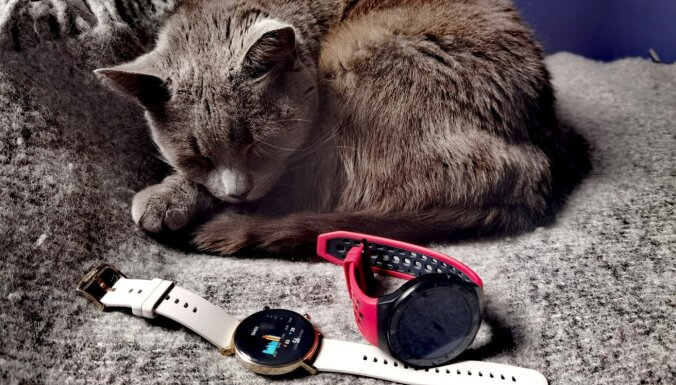 'Huawei' viedpulksteņi – palīgi pret stresu un cauru miegu