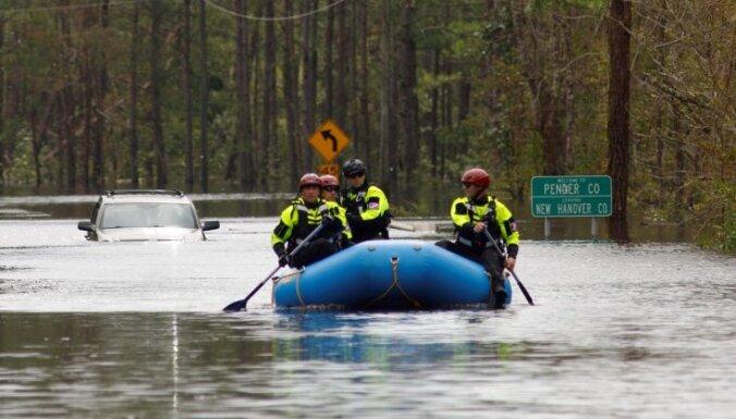Vētrā 'Florensa' bojā gājuši jau 23 iedzīvotāji