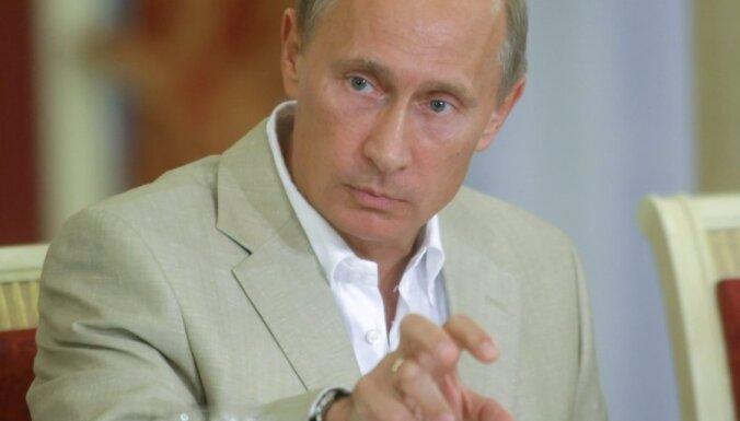 Путин не следил за ходом выборов в Беларуси