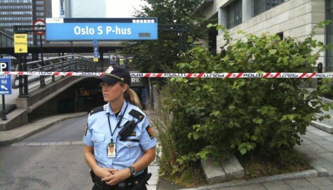 Norvēģijas policija meklē 'Oslo šāvēja' atdarinātāju