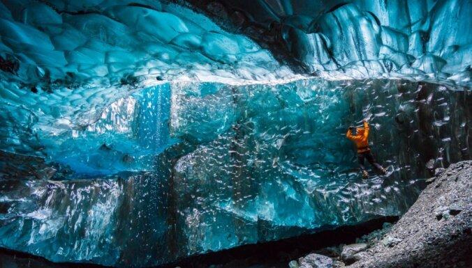 Neticams skaistums – Islandes ledus alas